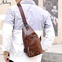Мужская сумка бренда Aelicy