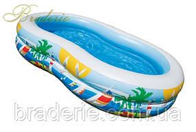 Бассейн детский надувной Intex 56490
