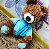 Іграшка плюшева Ведмедик, 40 см, ручна робота.