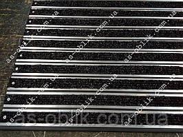 Дверний Килимок з килимовими вставками 950х850 мм
