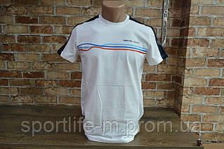 5044-Мужская футболка BMW-белая