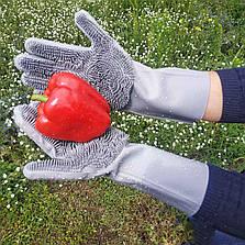 Перчатки для мытья посуды Better Glove, силиконовые, фото 2