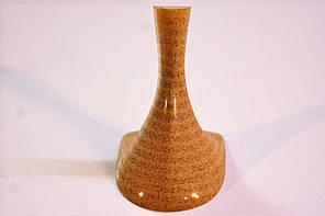 Каблук женский пластиковый 8003 Бежевый р.1-3 h-7,8-8,5 см., фото 2