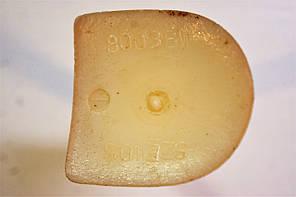 Каблук женский пластиковый 8003 Бежевый р.1-3 h-7,8-8,5 см., фото 3