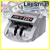 Мощная счетная машинка для купюр Bill Counter 2089/7089 с ультрафиолетовой детекцией, фото 1