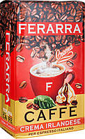 Кофе молотый Ferarra Caffe Crema Irlandese 250 г