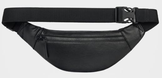 Сумка на пояс Гард eco-leather  black