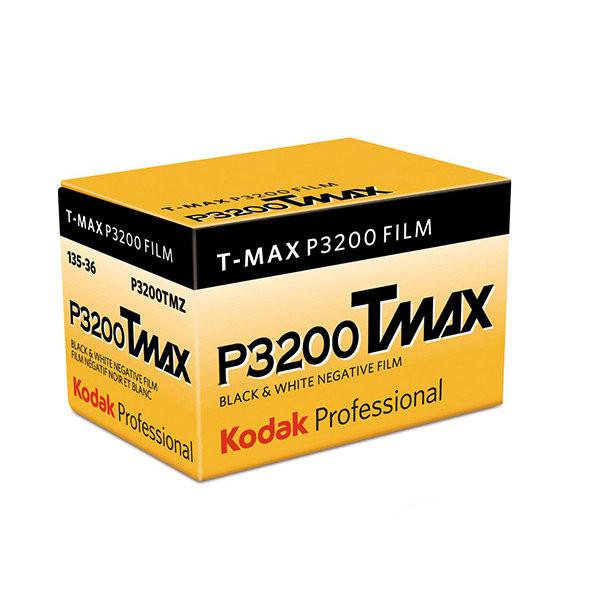 Фотопленка Kodak ProfessionalT-MAX P3200 135-36