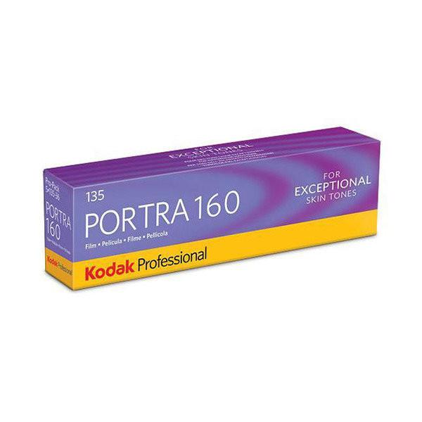 Фотопленка Kodak Portra 160 135-36