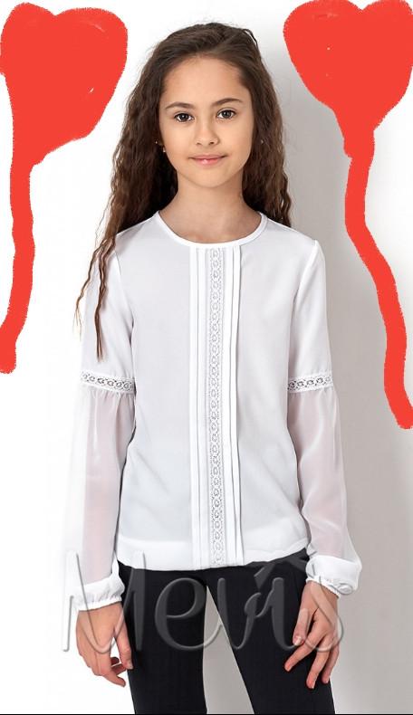 Красивейшие школьные блузы