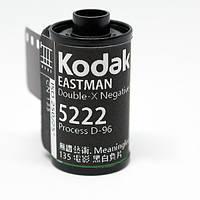 Фотопленка Kodak Eastman Double X 5222 135-36