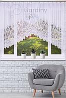 """Кухонні арка на велике вікно """"Ефект"""" (В595Г42У)"""