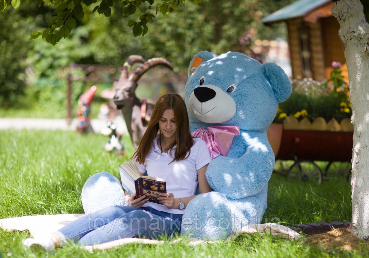 Плюшевый Мишка Тедди 2 метра, Акция!!! Большой Плюшевый Медведь. Большая Мягкая игрушка Плюшевый Мишка 200 см.