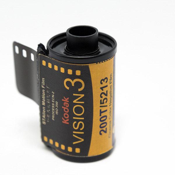 Фотопленка  KODAK VISION3 200T Color Negative Film 5213