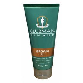 Гель-краска для волос CLUBMAN коричневая 89мл