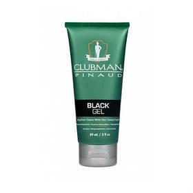 Гель-краска для волос CLUBMAN черный 89мл