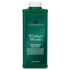 Тальк Whiskey Woods CLUBMAN 255г
