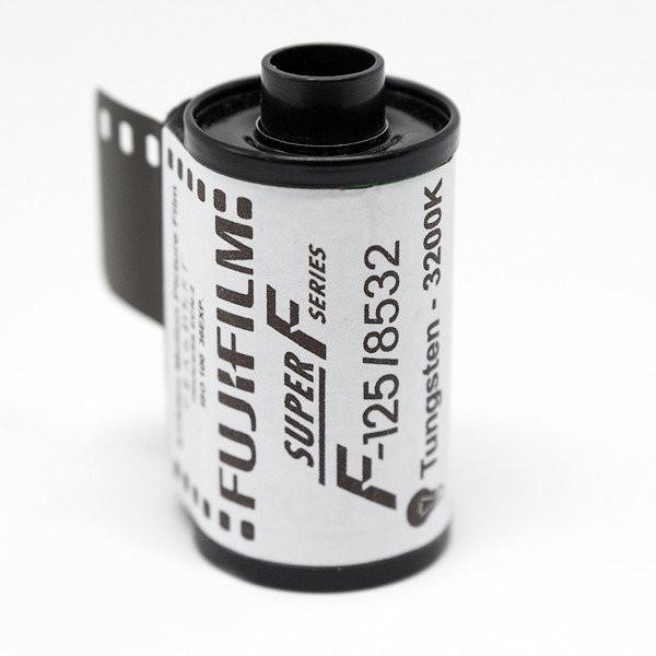 Фотопленка  Fujifilm ETERNA F125T 8532