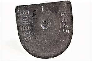 Каблук женский пластиковый 8045 р.1,3  h-7,5-8,3 см., фото 3