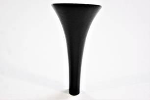 Каблук женский пластиковый 1295 р.0-3  h-11,0-12,3 см., фото 2