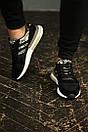 Мужские кроссовки Adidas ZX 500 RM boost из натуральной замши, 5 цветов, фото 7