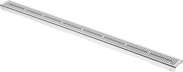Решетка TECE drainline quadratum из нержавеющей стали прямая