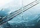Решетка TECE drainline quadratum из нержавеющей стали прямая, фото 2