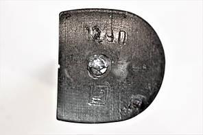 Каблук женский пластиковый 1290 р.0-3  h-11,0-12,3 см., фото 2