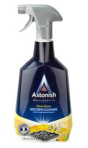 Універсальний засіб для чищення кухні Astonish kitchen cleaner lemon grove 750 мл