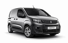 Защита заднего бампера Peugeot Partner / Rifter (2019 - ...)