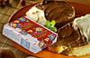 Спред солодковершковий з наповнювачем Какао