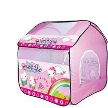 Палатка детская Hello Kitty A999-208 в сумке, размер 102*110*120 см