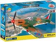 Конструктор Самолет Hawker Hurricane Mk I, серия Small Army, Cobi