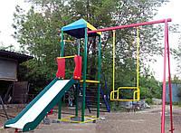 """Игровая площадка """"Гамми"""" для детей уличная"""