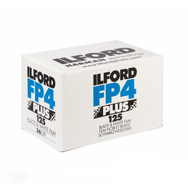 Фотопленка ILFORD FP4 Plus 125 135-36