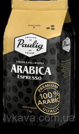 Кофе в зернах  Paulig Arabica Espresso,  1 кг, фото 2