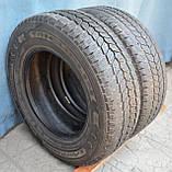 Шины б/у 215/70 R15C Michelin Agilis 81 Snow-Ice, ЗИМА-шип, пара, фото 5