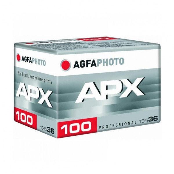 Фотоплівка AGFA PAN APX 100 135-36
