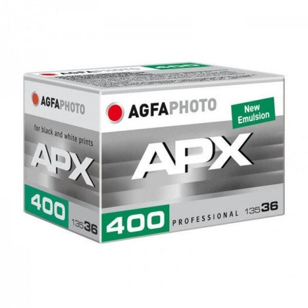Фотопленка AGFA PAN APX 400 135-36