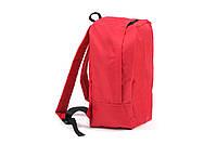 Рюкзак «Стандарт» для ручной клади Wizz Air (40х30х20) | Ryanair (40х20х25) Цвет красный