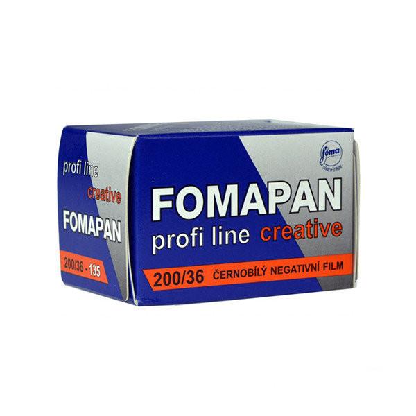 Фотопленка Fomapan 200 Creative 135-36