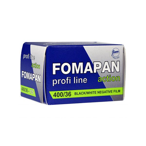 Фотопленка Fomapan 400 Action 135-36