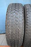 Шины б/у 215/70 R15C Michelin Agilis 81 Snow-Ice, ЗИМА-шип, пара, фото 2