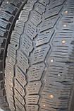 Шины б/у 215/70 R15C Michelin Agilis 81 Snow-Ice, ЗИМА-шип, пара, фото 8