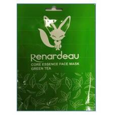 """Маска для лица """"зеленый чай"""" Renardeau LOCEAN"""