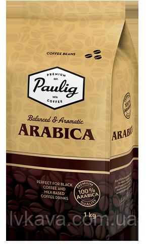 Кофе в зернах  Paulig Arabica ,  1 кг