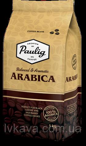 Кофе в зернах  Paulig Arabica ,  1 кг, фото 2