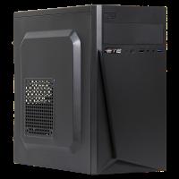 ПК ЕТЕ HB-R2200-8.24SSD.V8.AZ400-SP/AMD Ryzen 3 2200G/A320M/8GB DDR4/SSD 240GB/Radeon Vega 8/AZZA VC13M0-71/400W/No OS