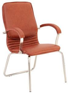 Кресло для руководителей NOVA steel CFA LB chrome