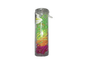 Резиночки мал.для причесок разноцветные в тубусе